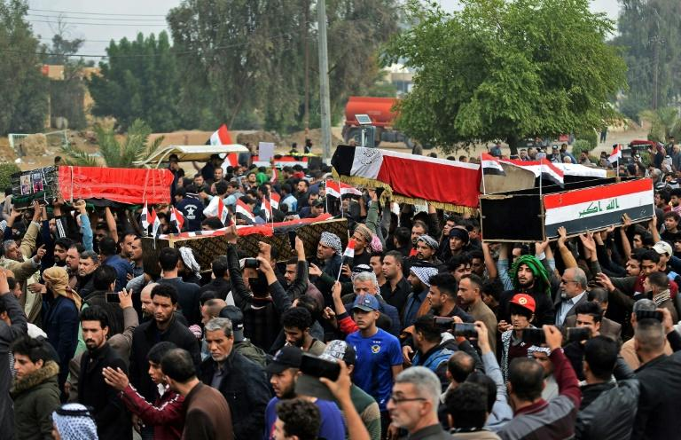 Iraq's Prime Minister Resigns After Weeks Of Anti-Government Protests
