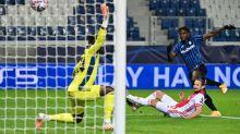 Zapata double rescues Atalanta against Ajax in Bergamo