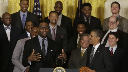 Obama joining LeBron on 'The Shop' before election