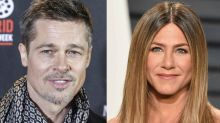 Brad Pitt 'texting' ex Jennifer Aniston amid Angelina Jolie divorce drama