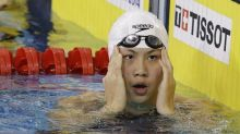 Chinese swimmer tests positive at Rio Games