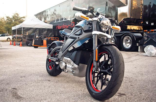 Harley-Davidson embraces the potential of electric motorcycles
