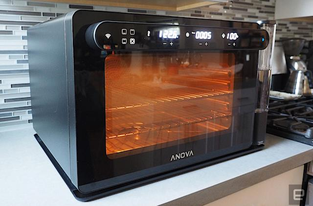 Anova's Precision smart oven is good at both baking and sous vide