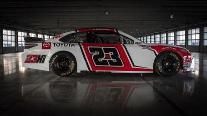 Michael Jordan's NASCAR team partners with Gibbs, Toyota