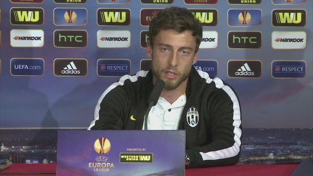 Juventus wary of Lyon threat in Europa League