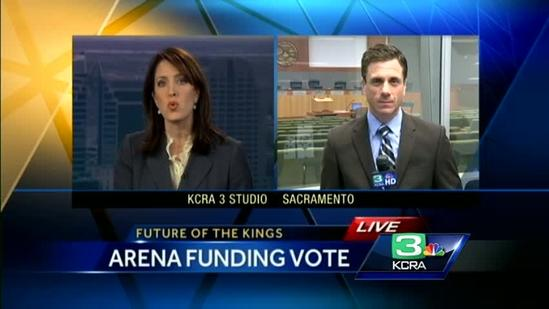 Will City Council's vote on new arena negotiations fall short?