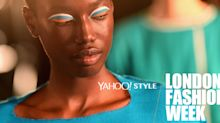 Yahoo Style LIVE von der London Fashion Week 2017