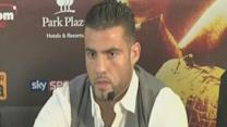Charr thinks Haye is the world's 'best Heavyweight fighter'
