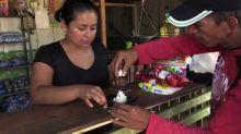 El poblado colombiano donde la vida se tasa en gramos de coca