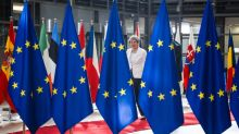 EU leaders cool on Britain's Brexit citizens plan