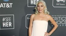 Lady Gaga rompió inmediatamente a llorar al conocer sus nominaciones a los Óscar