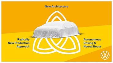 福斯汽車公布Project Trinity三一計畫,將打造全新的電動車技術旗艦