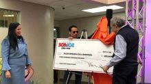 Marc Anthony dona $300,000 dólares para ayudar a niños en Puerto Rico