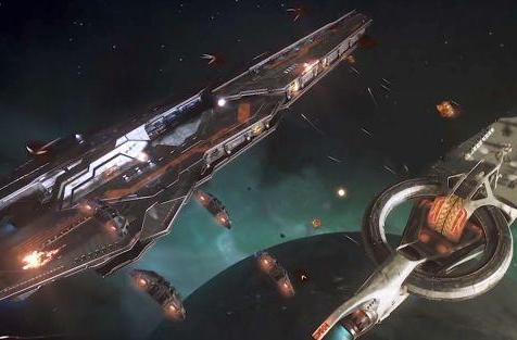 Elite: Dangerous releases commentary on the most recent trailer