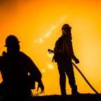 California fires: Thousands evacuated as 'Apple Fire' blaze spreads across 15,000 acres