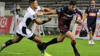 Rugby - Top 14 - Bordeaux-Bègles écrase Agen en Top 14