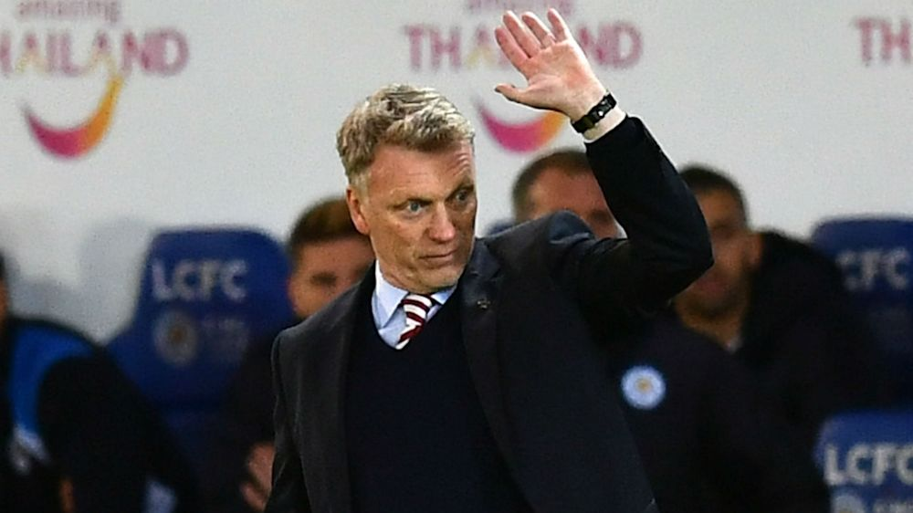 I couldn't fault Sunderland players - Moyes