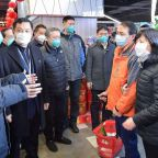 US chartering evacuation flight out of Wuhan coronavirus zone to California for staff, some citizens