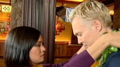 Moani Goes Behind the Scenes with Sam Champion & GMA
