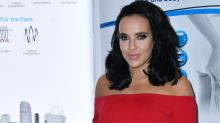 New mum Stephanie Davis sparks concern over photo showing 'mysterious marks' on legs