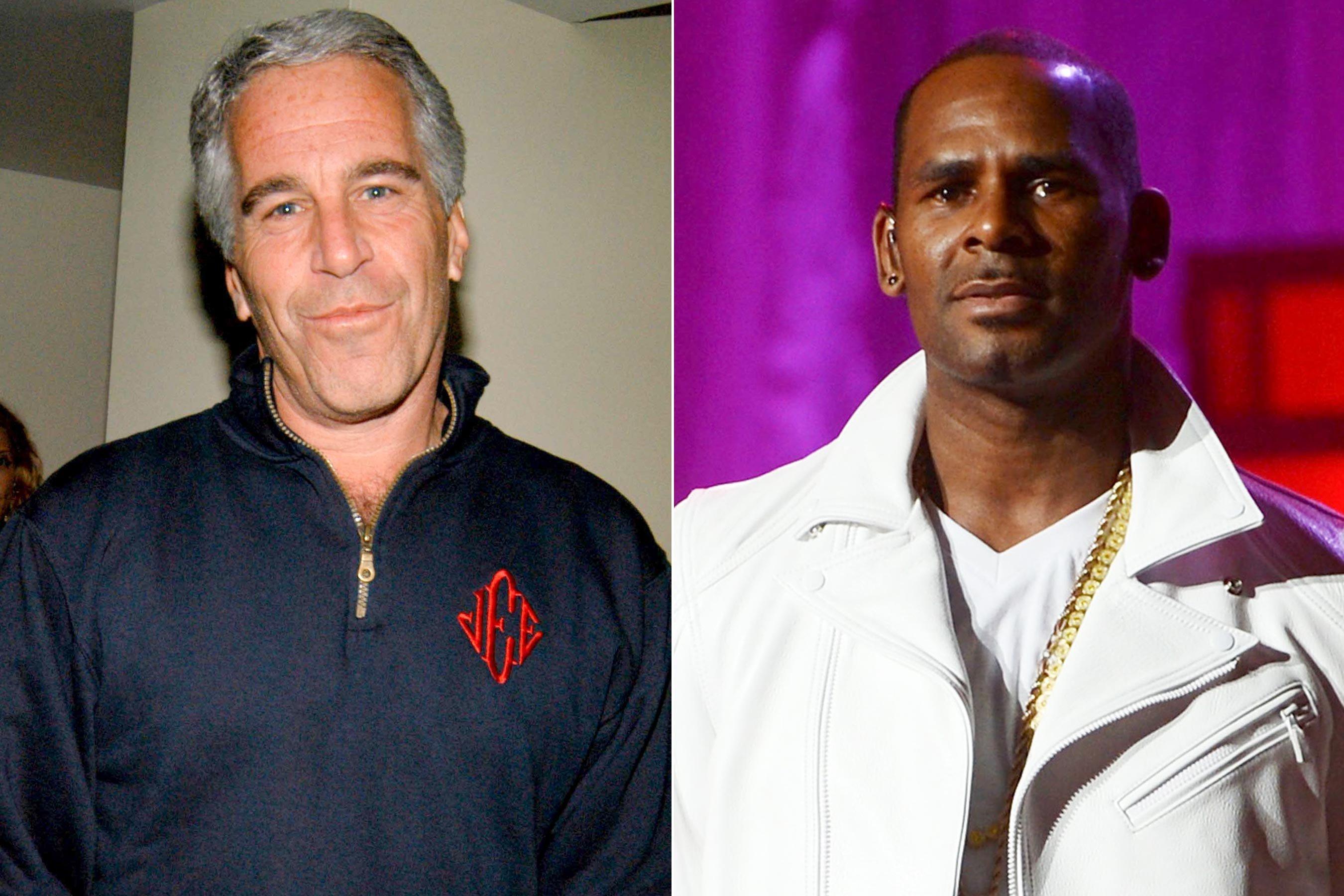 Image result for 'Surviving R. Kelly' network Lifetime to produce 'Surviving Jeffrey Epstein' series!