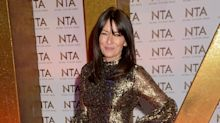 Davina McCall wows in sheer dress and 'big pants' for The Masked Singer after being body shamed by troll