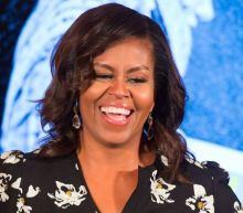 Watch Michelle Obama transform from spunky toddler to fabulous FLOTUS in one GIF