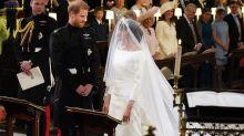 Meghan Markle's Wedding Dress Is Stunning