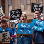 More than 70 companies urge Senate to pass voting rights bill