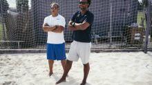 Beach volley - Euro - Euro (H et F): Montrer du Bleu