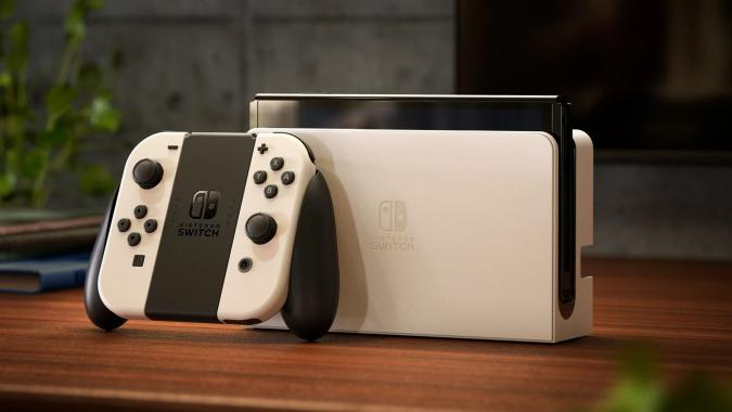 Nintendo denies it will squeeze more profit from OLED Switch sales