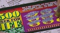 CA lottery pulls in 4.8 billion as economy hits hard times