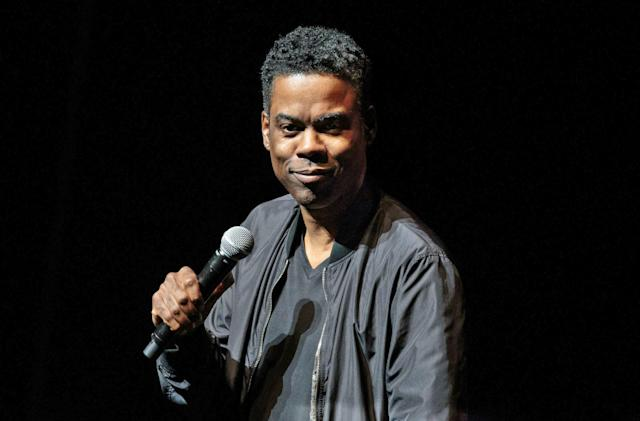 Chris Rock's first Netflix special debuts February 14th