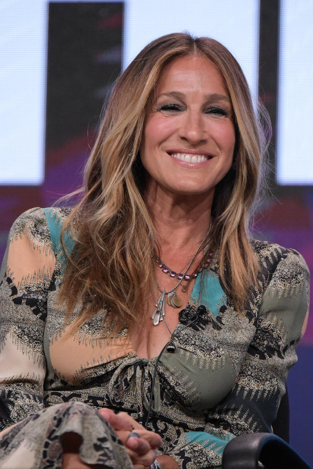 Sarah Jessica Parker goes thrift shop in new HBO comedy