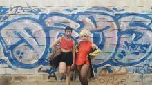 ¿Artistas o frikis? Jirafa Rey y Lapili son la nueva sensación