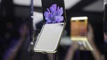 Galaxy Z Flip teardown video looks inside Samsung's latest foldable