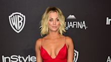 The Big Bang Theory star Kaley Cuoco is 'head over heels' in love with boyfriend Karl Cook