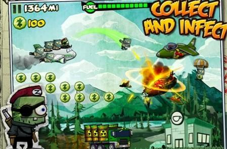 Daily iPhone App: Zombie Ace flies out from under freemium clouds