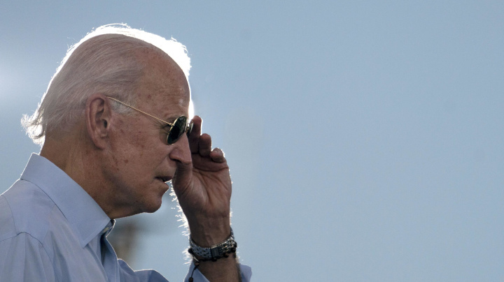 Amid campaign, Biden anguishes over 'surviving son'