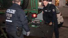 Razzia: Die Polizei krempelt Neukölln um