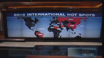 Global hot spots to watch
