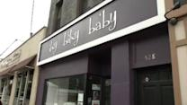 Employee attacked with hammer in baby furniture store