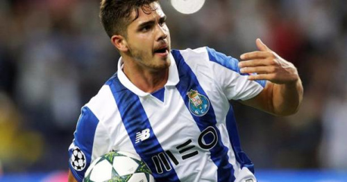 Foot - Transfert - Le Milan va s'offrir André Silva (Porto)
