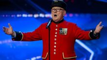 Britain's Got Talent: Chelsea Pensioner Colin Thackery 'to get record deal'