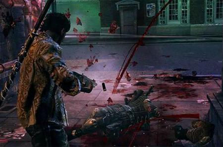 Itagaki's action-packed Devil's Third coming exclusively to Wii U
