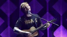 Ed Sheeran Wrote a James Bond Movie Theme Song 'Just in Case'