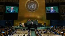 Palestinians win UN backing to lead developing country bloc