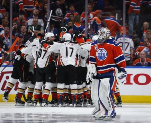 Anaheim Ducks, Edmonton Oilers, NHL, National Hockey League
