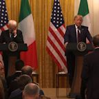 Trump denies giving green light to Turkey on Syria