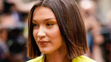 Bella Hadid Posted a Heartbreaking Instagram About the California Wildfires